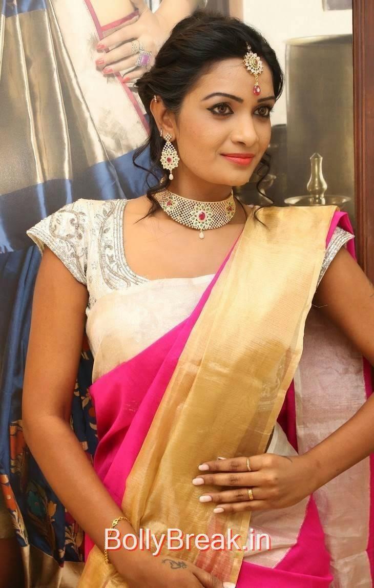 Sreevani Reddy Photoshoot Stills, Sreevani Reddy Hot Hd Images in Saree