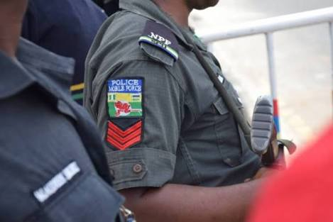 Dismissed Policeman Arrested, Paraded For 'Robbery'