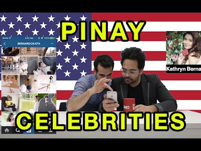 American guys describes Pinay hottest celebrities