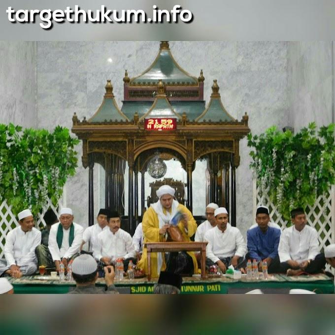 Kasdim 0718 PATI Hadiri Peringatan Maulid Nabi Muhammad SAW 1439 H