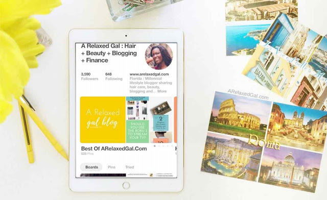 5 tips for branding your Pinterest profile | ARelaxedGal.com