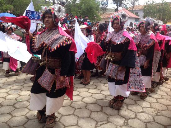 El Pujllay: Tradición de Chuquisaca (Bolivia)