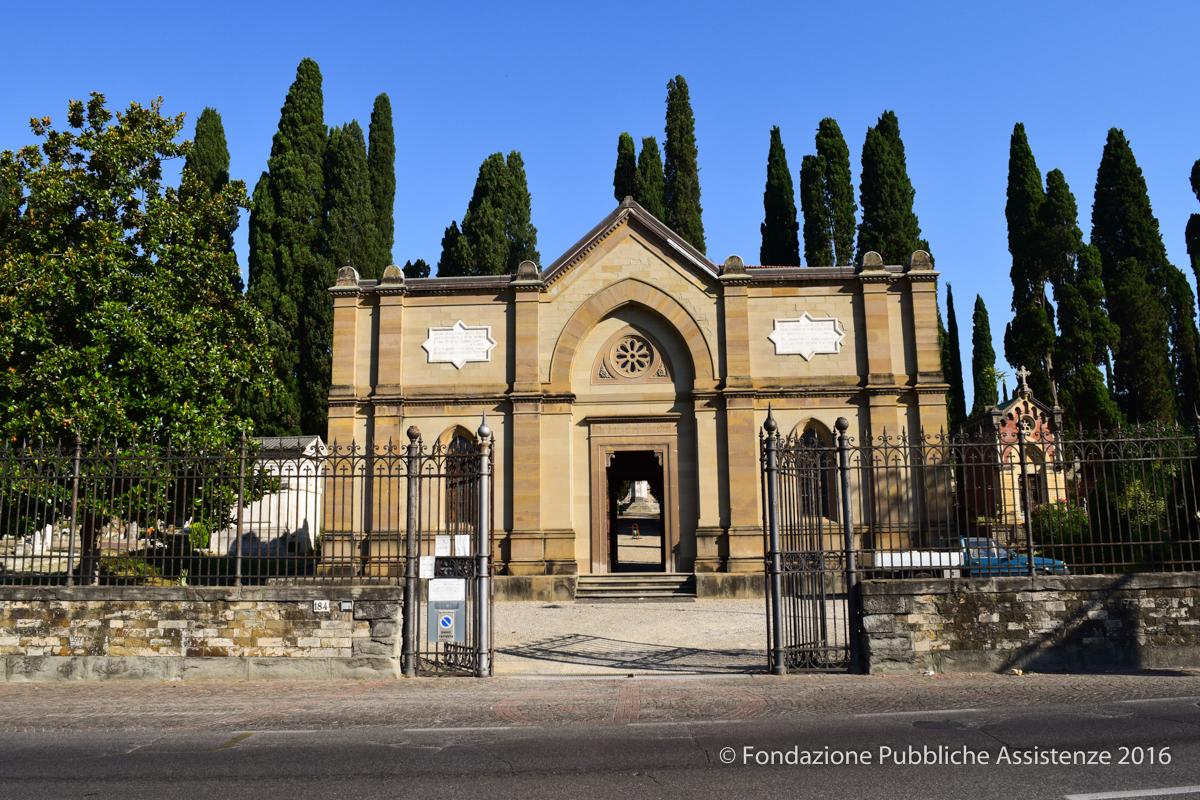 Cemetery agli Allori (Florence, Italy)
