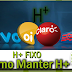 Como Estabilizar H+ de  Qualquer Operadora.