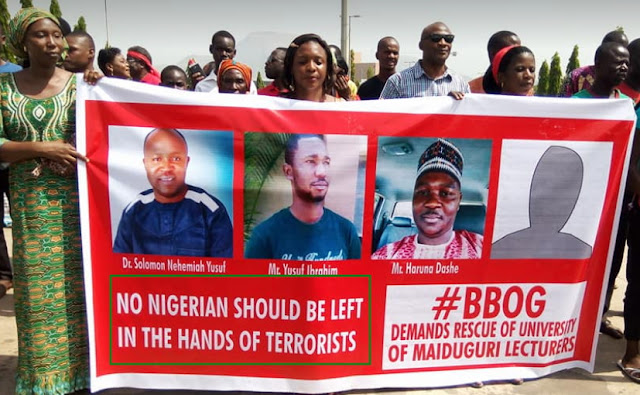 No Nigerian should be left in the hands of terrorists