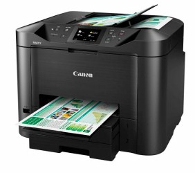 Canon MAXIFY MB5440 Printer Driver and Manual Download