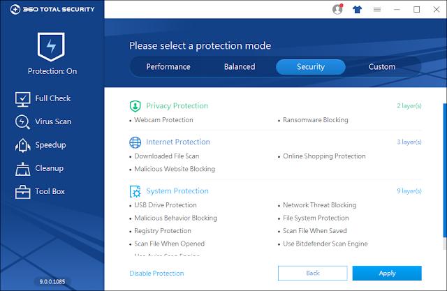 تحميل برنامج Total Security الافضل
