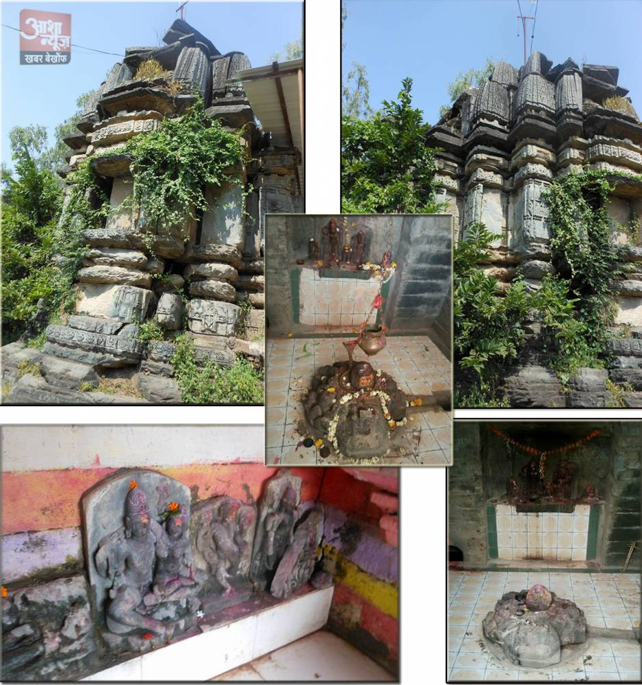 ग्राम भगोर स्थित अतिप्राचीन शिव मंदिर -bhagore-shiv-mandir-jhabua-alirajpur