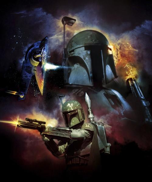 Star Wars tapetti Boba Fett