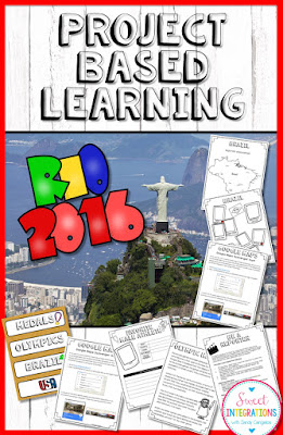 The Summer Olympics is coming up! Teachers, there are so many activities you can do with your elementary students. This is a great way to incorporate technology and learn about other countries.