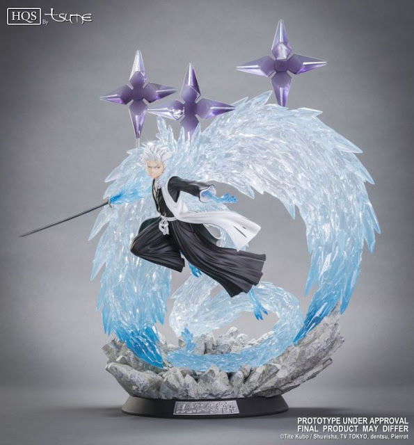 Toshiro Hitsugaya HQS 1/6 de Bleach - Tsume Art