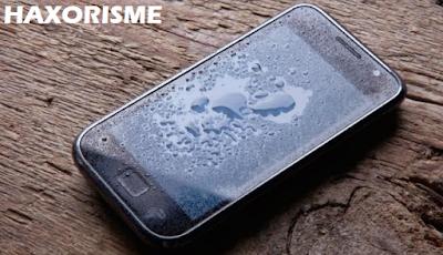 Cara Mengatasi Android Yang Kemasukan Air Bagian LCD dan Baterai