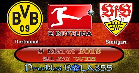 Prediksi Bola855 Dortmund vs Stuttgart 9 Maret 2019