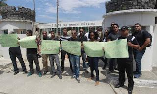Guardas Municipais anunciam greve em Niterói (RJ)
