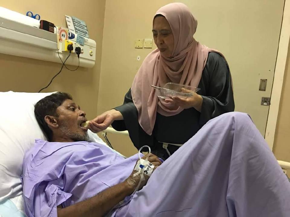 Saleem masuk hospital akibat sakit kepala kronik   Viral