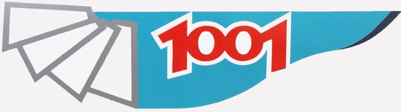 1001 De