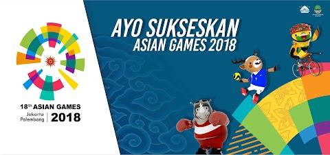 IKUTAN PARTISIPASI YUK DI ASEAN GAMES 2018 !!