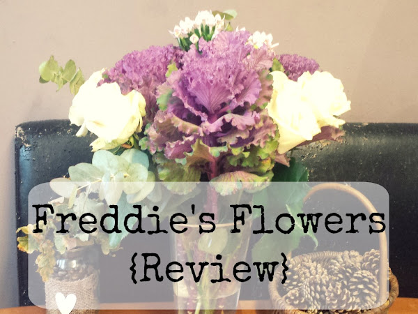 Freddie's Flowers {Review}