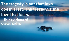 quotes about tragedy