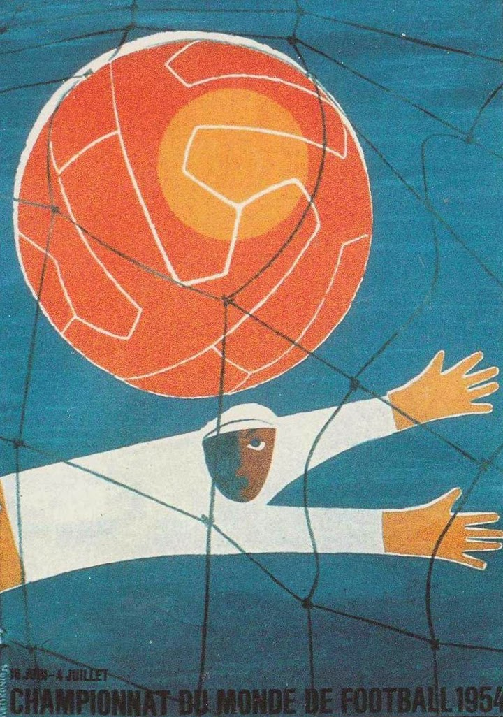 World Cup Posters Through the Years