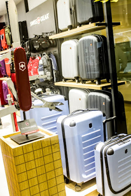 Gute Reise Victorinox Travel Tales Travel Blogger