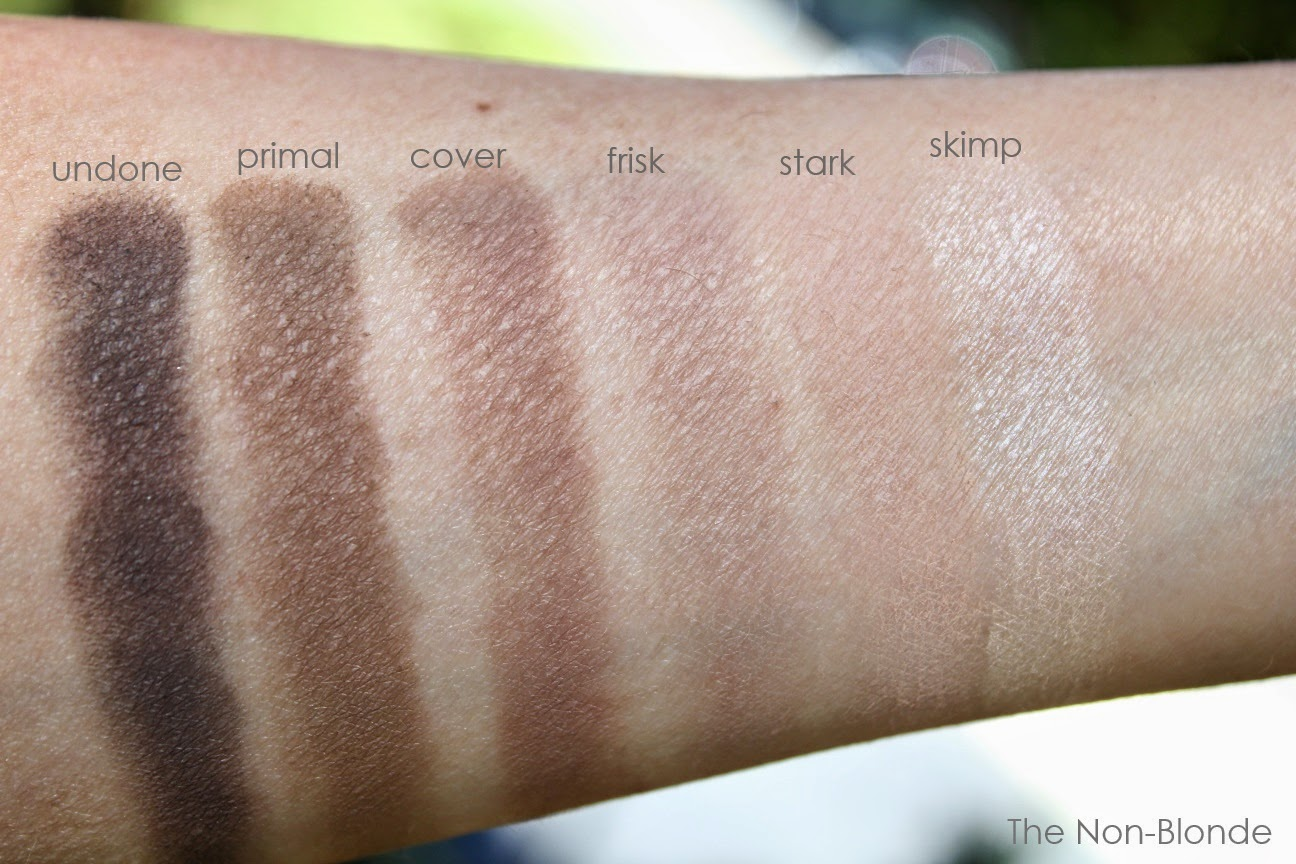 Naked Basics Eyeshadow  Palette by Urban Decay #19