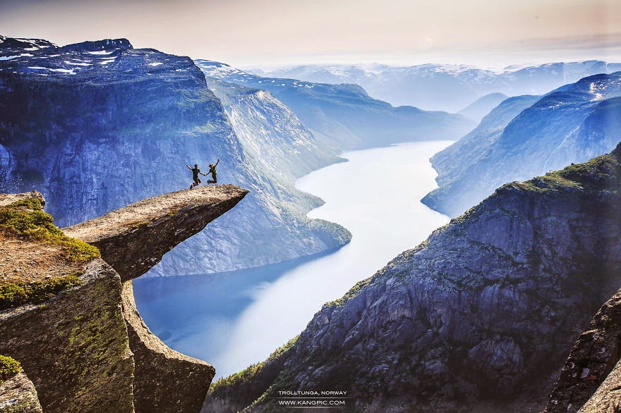 Trolltunga - 23 Pictures Prove Why Norway Should Be Your Next Travel Destination