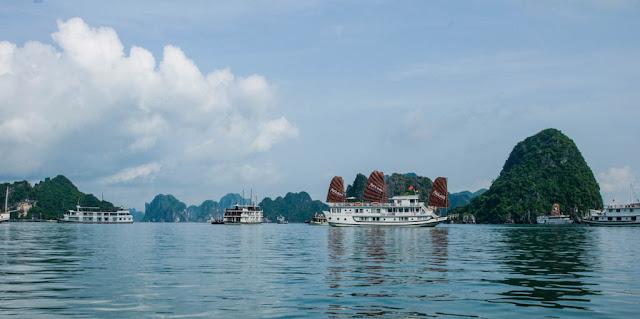 Cruceros Halong Bay