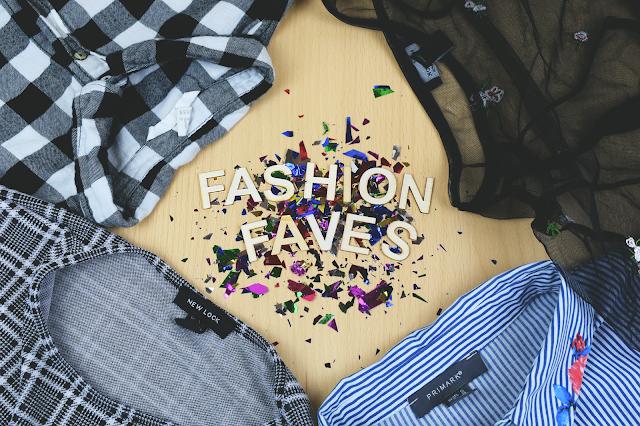 List of my fashion favs!