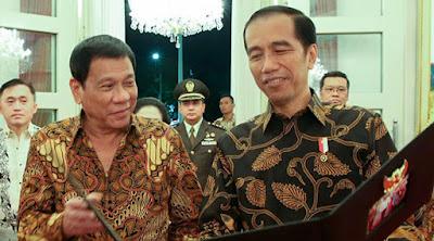 Presiden Jokowi Bertemu Duterte, Jalur Kapal RI-Filipina Bakal Dibuka