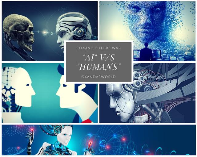 AI v/s HUMANS