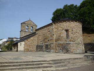 Iglesia románica de San Julián (s. XI)