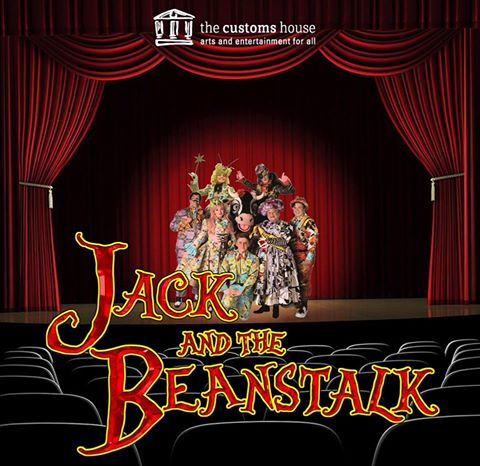 Jack and the Beanstalk at The Custom's House, South Shields - A Review