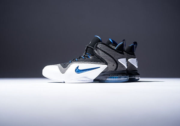 check out b701f 1e93b Nike Penny Pack QS. Black, Game Royal, White. 800180-001