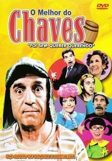 DVD: O melhor do Chaves (Download 100 Episódios em Português!)