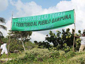 Honduras. Pueblo garífuna denuncia plan para desaparecerlo