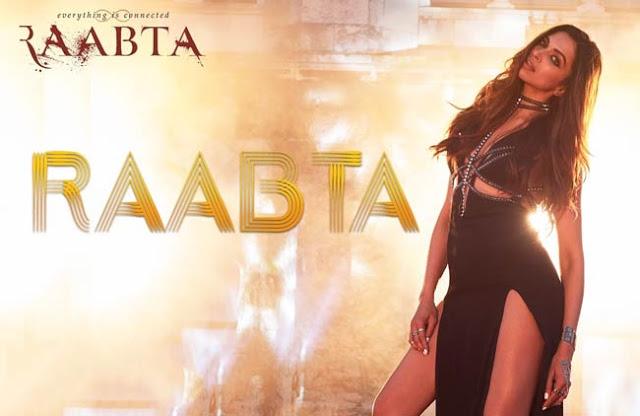 RAABTA (Title Song) LYRICS – Raabta | Deepika Padukone, Arijit Singh, Nikita Gandhi
