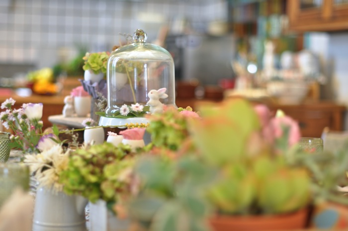 Ideas para la mesa de Pascuas