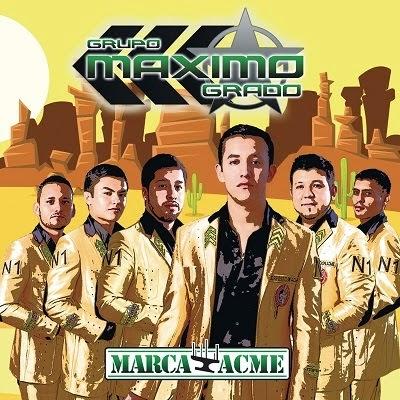 Maximo Grado - Marca Acme (Disco 2015)