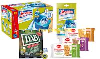 Logo Buoni sconto Spontex Full Action System, birra Dabb, Crackers Semplicissimi e...