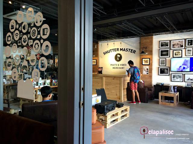 Shutter Cafe Tomas Morato