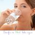 Desafio de Abril: Beba água