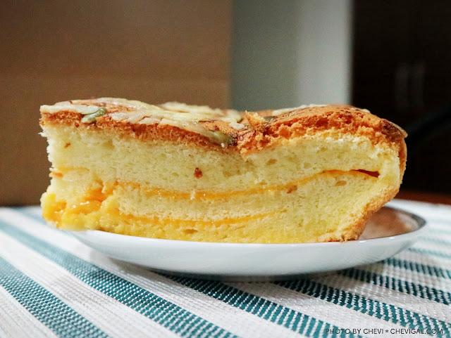 IMG 4086 - 台中西屯│雞蛋牛奶古早味蛋糕。口味口感再升級!推薦苦甜巧克力口味,假日還有隱藏口味唷!