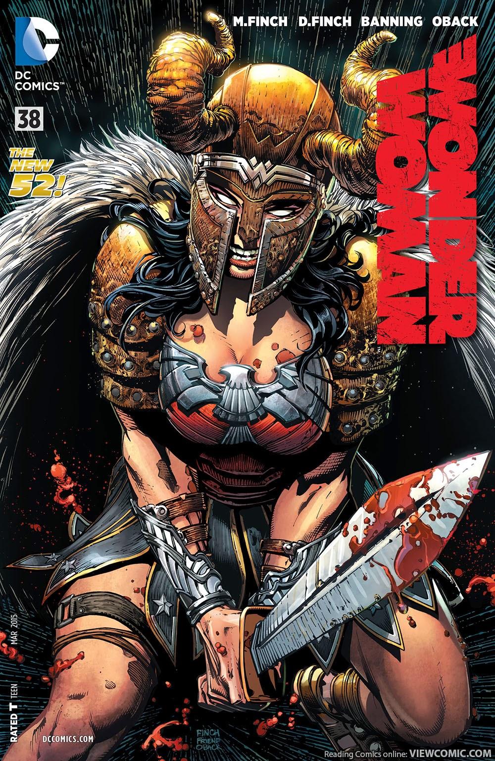 Wonder Woman Online Free
