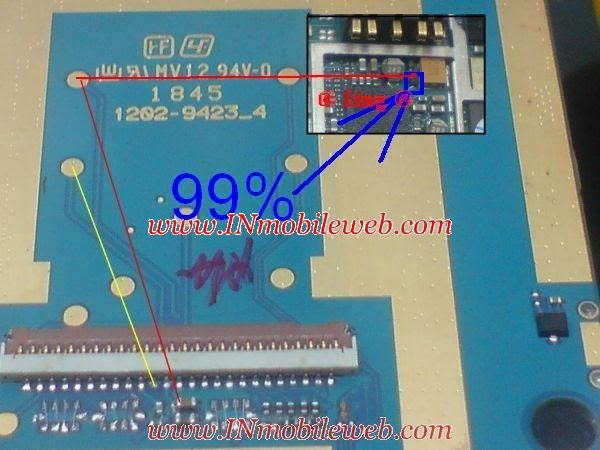 Solution W395 Tested In Lcd Light Problem Magelang Flasher