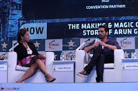 Arjun Rampal with Ajit Andhare At FICCI FRAMES 2017 001.JPG