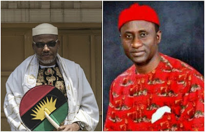 Re-Biafra: Desperate Abia politician behind plot to re-arrest Nnamdi Kanu
