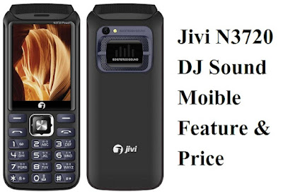 jivi n3720 mobile
