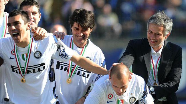 Mourinho Mengatakan Bahwa Klub Italy Inter Milan Tim Terbaiknya 2019