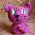 patron gratis gato amigurumi | free pattern amigurumi cat